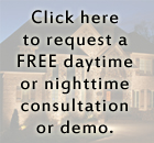 Outdoor lighting of Colorado totally free consultation or demonstration
