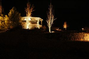 Colorado Outdoor Path Lighting