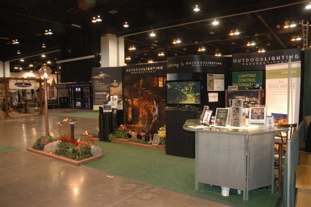Residential And Commercial Lighting Products On Display At The Colorado  Garden And Home Show