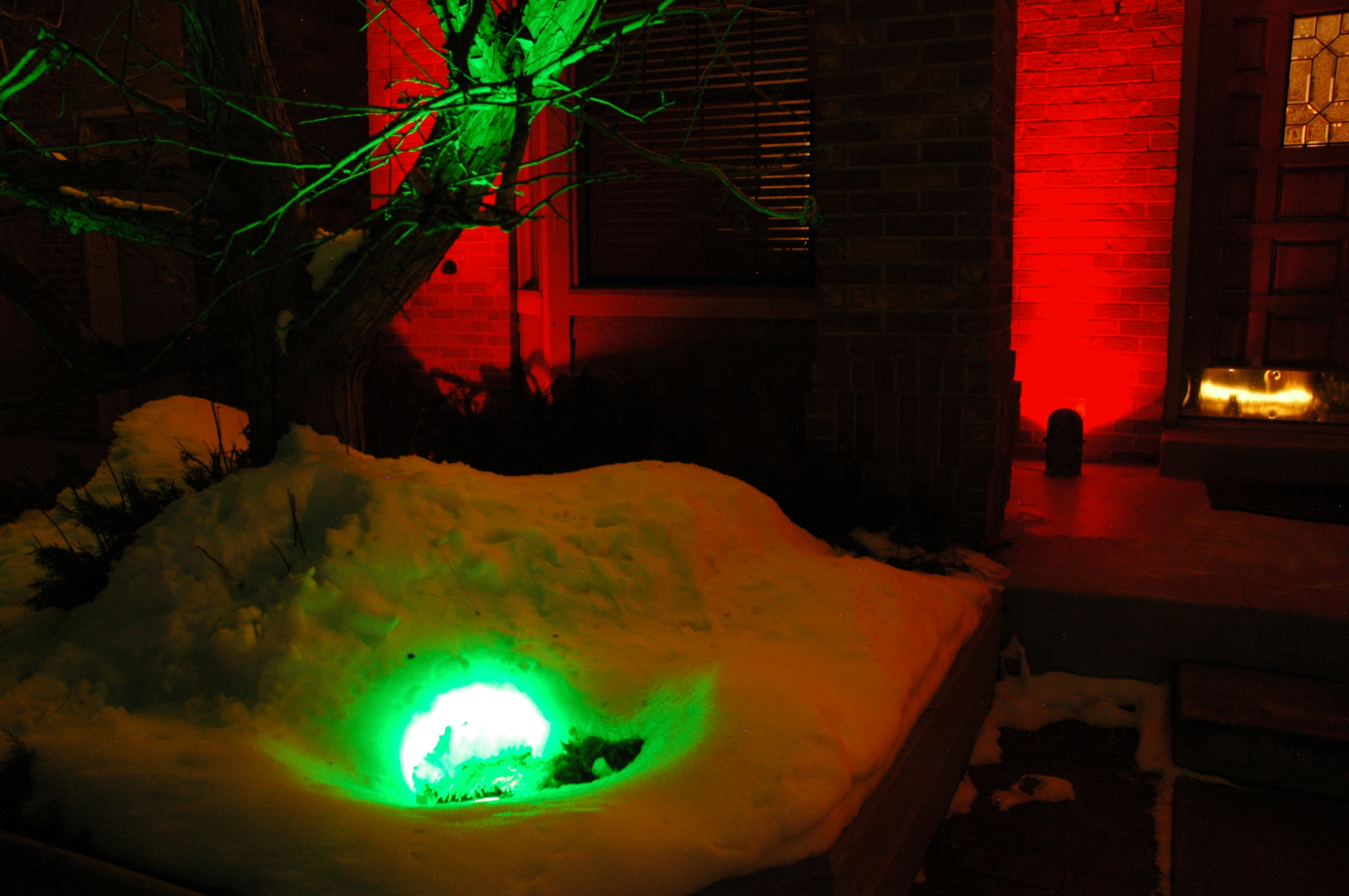 Color Lens Covers For Your Landscape Lighting Fixtures Make ...