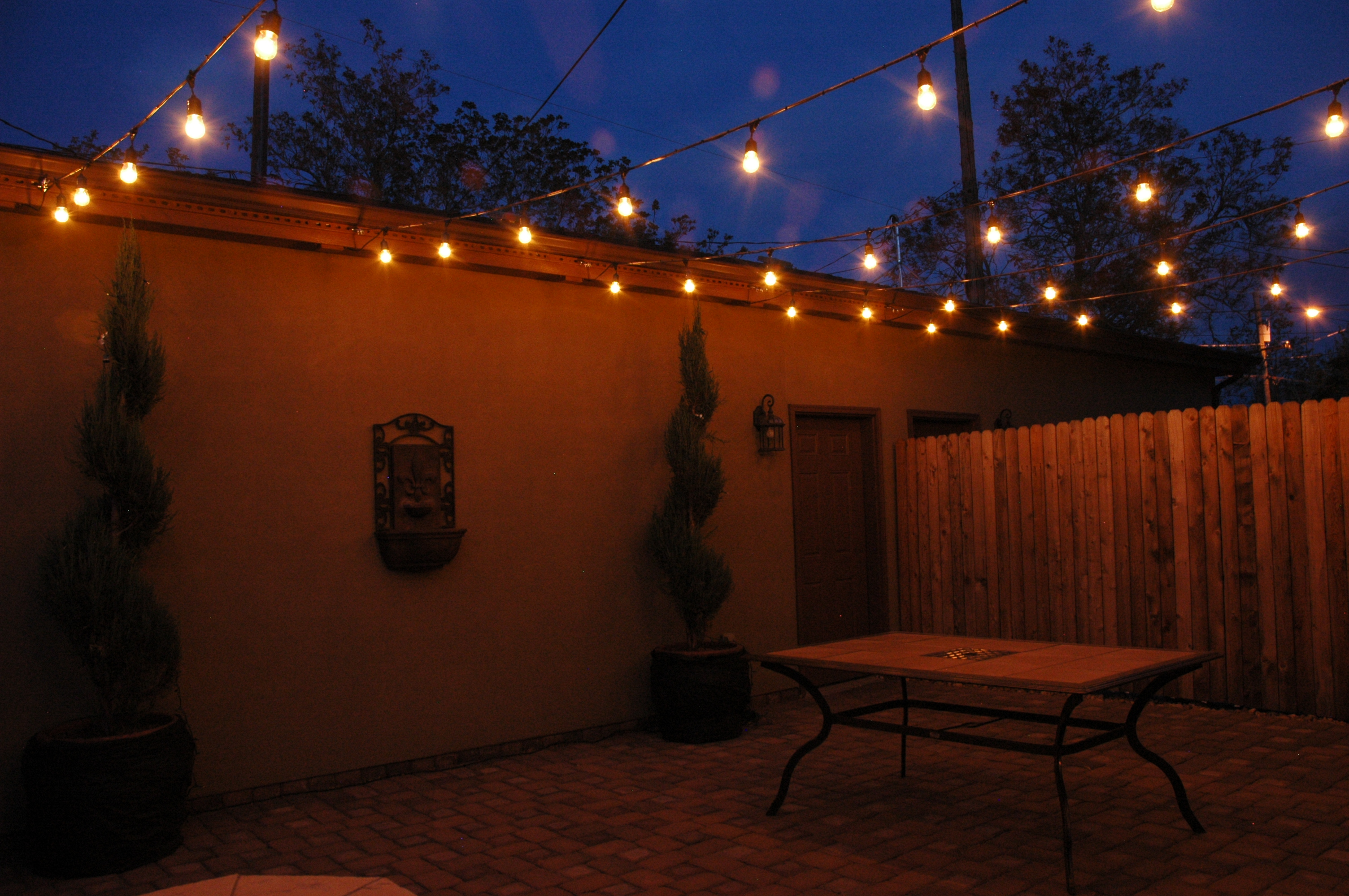 Outdoor Decorative Patio ...