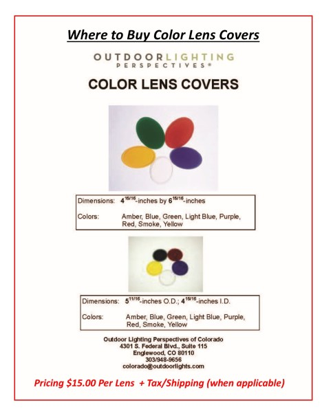 Where to buy color lens covers